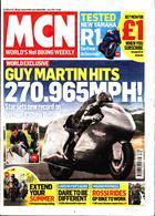 Motorcycle News Magazine Issue 18/09/2019