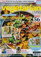 Vegetarian Living Magazine Issue OCT 19