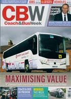 Coach And Bus Week Magazine Issue NO 1411