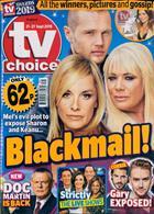 Tv Choice England Magazine Issue NO 39