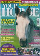 Your Horse Magazine Issue NO 457