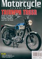 Motorcycle Classics Magazine Issue SEP-OCT