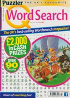 Puzzler Q Wordsearch Magazine Issue NO 533