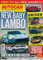 Autocar Magazine Issue 18/09/2019