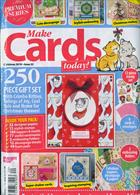 Make Cards Today Magazine Issue XMAS 19
