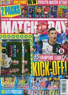 Match Of The Day  Magazine Issue NO 572
