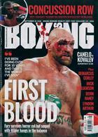 Boxing News Magazine Issue 19/09/2019