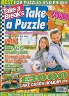 Take A Break Take A Puzzle Magazine Issue NO 10