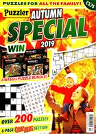 Puzzler Special Magazine Issue NO 109