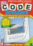 Take A Break Codebreakers Magazine Issue NO 10