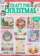 Inspired By Craft Magazine Issue CRAFT XMAS