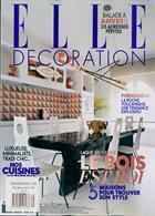 Elle Decor French Magazine Issue NO 275