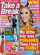 Take A Break Magazine Issue NO 39