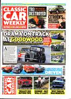 Classic Car Weekly Magazine Issue 18/09/2019