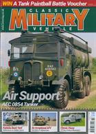 Classic Military Vehicle Magazine Issue OCT 19