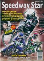 Speedway Star Magazine Issue 21/09/2019