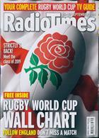 Radio Times London Edition Magazine Issue 21/09/2019