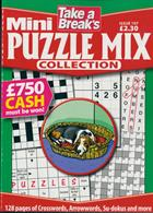 Tab Mini Puzzle Mix Coll Magazine Issue NO 107