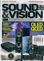 Sound & Vision  Magazine Issue AUG-SEP