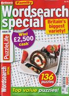 Family Wordsearch Special Magazine Issue NO 49