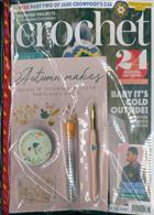 Inside Crochet Magazine Issue NO 118
