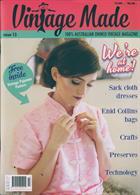 Vintage Made Magazine Issue 13