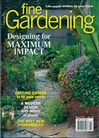 Fine Gardening Magazine Issue OCT 19