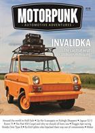 Motorpunk Magazine Issue Issue 3