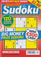 Everyday Sudoku Magazine Issue NO 166