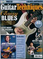 Guitar Techniques Magazine Issue JAN 20