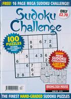 Sudoku Challenge Monthly Magazine Issue NO 183