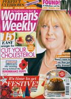 Womans Weekly Magazine Issue 12/11/2019
