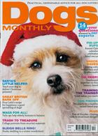 Dogs Monthly Magazine Issue DEC 19