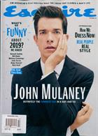 Esquire Usa Magazine Issue OCT 19