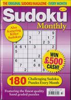 Sudoku Monthly Magazine Issue NO 177