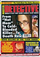 Master Detective Magazine Issue DEC 19