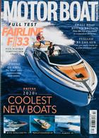Motorboat And Yachting Magazine Issue DEC 19