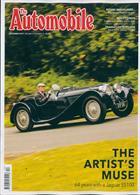 Automobile  Magazine Issue DEC 19