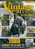 Vintage Spirit Magazine Issue DEC 19
