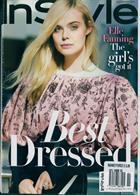 Instyle (Usa) Magazine Issue NOV 19