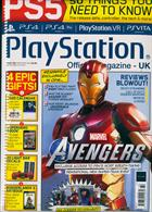 Playstation Official Magazine Issue XMAS 19