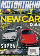 Motor Trend Magazine Issue OCT 19