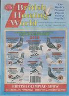 British Homing World Magazine Issue NO 7496