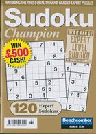 Sudoku Champion Magazine Issue NO 61