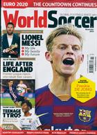 World Soccer Magazine Issue NOV 19