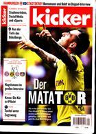 Kicker Montag Magazine Issue NO 38