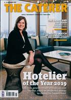 Caterer And Hotelkeeper Magazine Issue 08/11/2019
