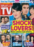 Whats On Tv England Magazine Issue 02/11/2019