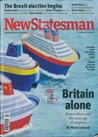 New Statesman Magazine Issue 01/11/2019