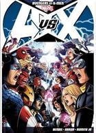 Avengers Vs Xmen Magazine Issue AVXMEN